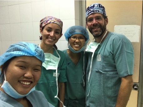 urology residency program global surgery